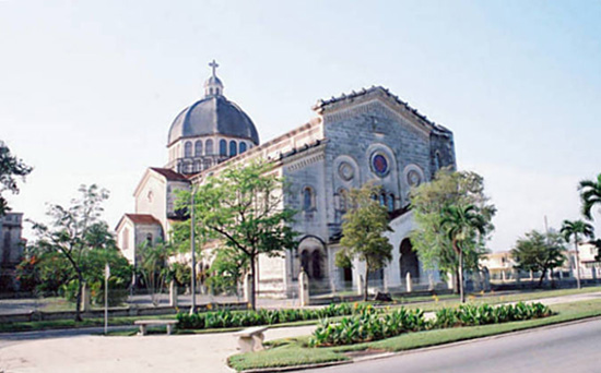 Iglesia Jesús de Miramar