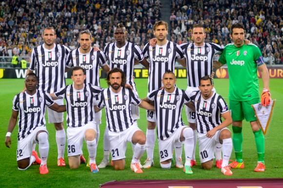 Juventus Campeón. Foto: Olivier Morin/AFP