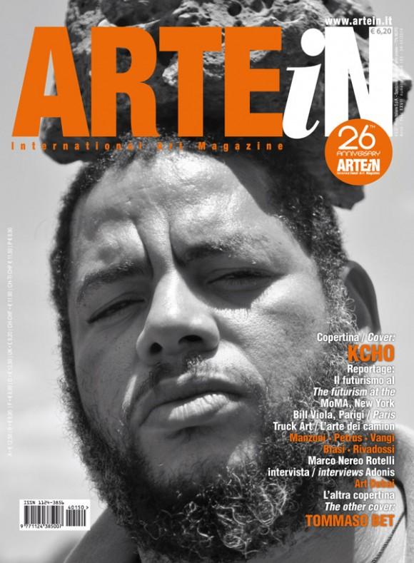 Destaca revista italiana exposición de cubano Kcho en el Vaticano
