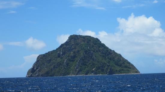 Volcán submarino en el Caribe podría provocar un tsunami en EE.UU