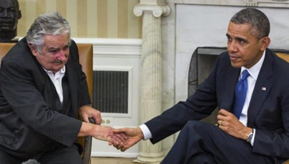 mujica con obama