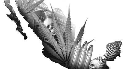 narcotrafico en México
