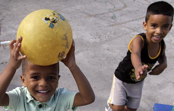 1ro de Junio, Día Internacional de la Infancia