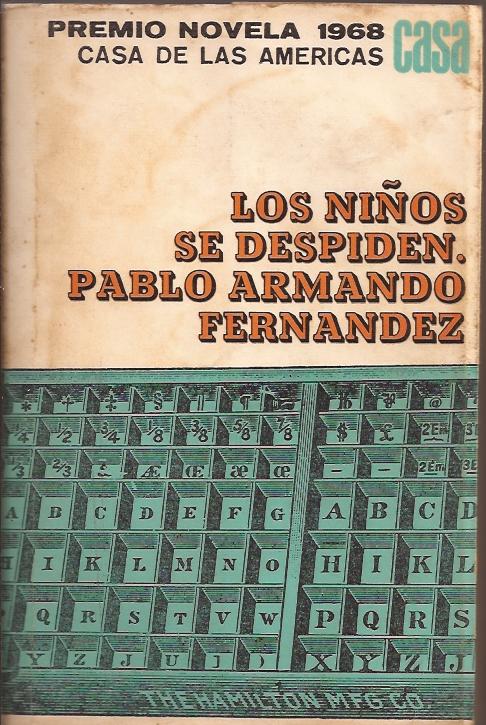 Los niños se despiden, de Pablo Armando Fernández