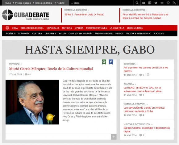 Portada: Una noticia y listado (titular integrado)