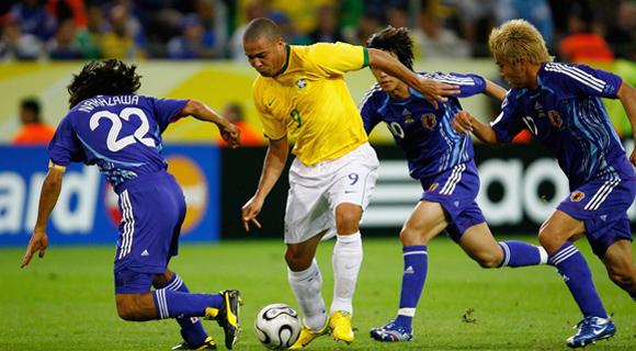 Ronaldo, el máximo goleador de la historia en el máximo evento del fútbol.