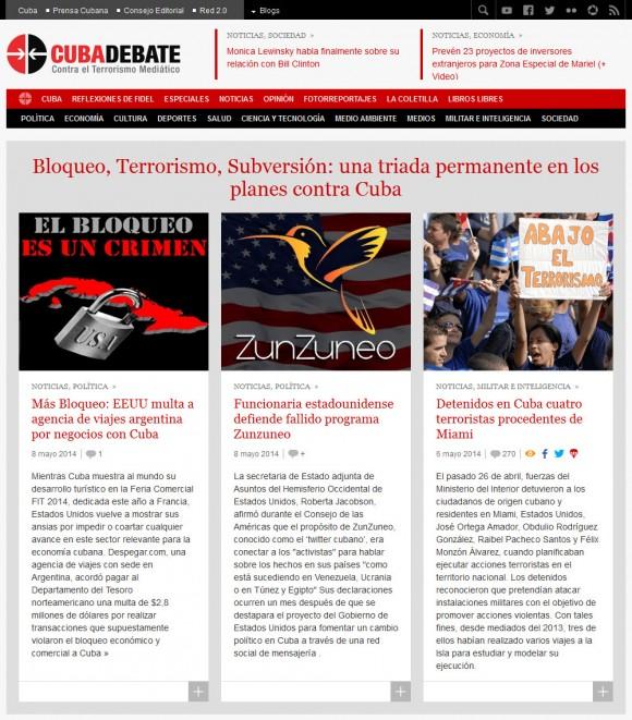Portada: Tres Noticias