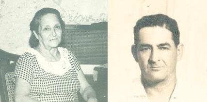 Mi madre y mi padre.