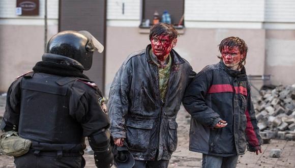 violencia ucrania