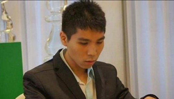 Wesley So. Foto: Chessbase