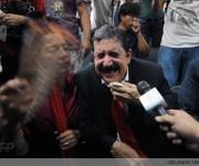 zelaya expulsado del congreso hondureno a palos