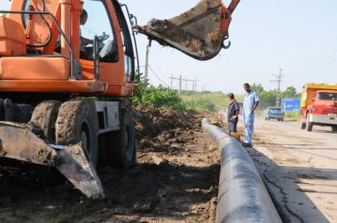 Rehabilitan red hidráulica en provincia más seca de Cuba.