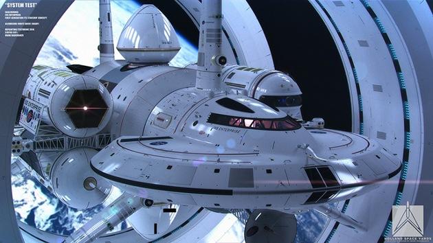 b50b4cb1712 Nueva nave de la NASA podría superar velocidad de la luz