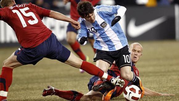 Argentina Messi A