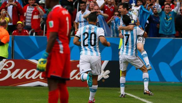 Argentina-Nigeria 1D
