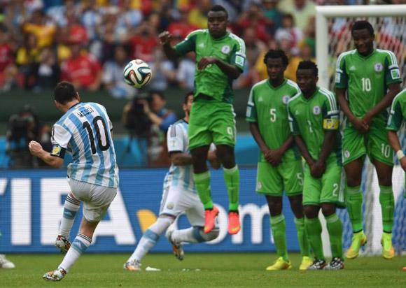 Argentina-Nigeria 1E