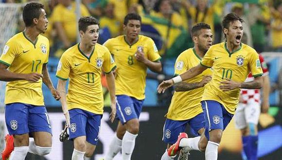 Brasil contra Croacia en inauguración del Mundial 2014