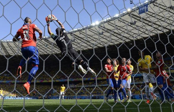 Chile-Brasil A