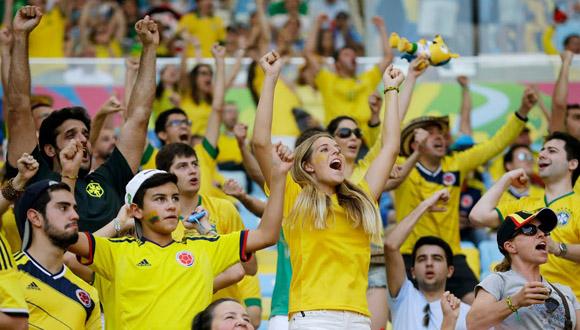 Colombia celebra A