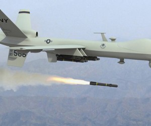 los depositarios estadounidenses tendrán que ayudar a financiar los drones que se preparan ahora para nuevas misiones en la Mesopotamia. Foto: AFP.