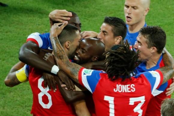 EEUU contra Ghana (1)