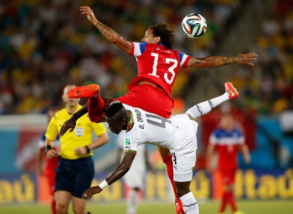 EEUU contra Ghana (2)