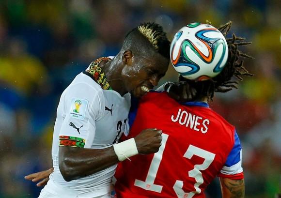 EEUU contra Ghana (4)