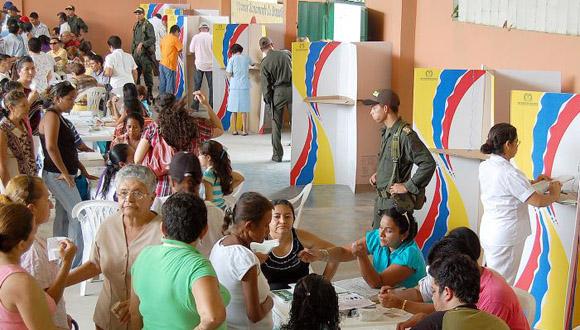 Elecciones en Colombia 2 A