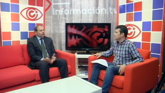 Embajador de Cuba en España, Eugenio Martínez Enrique, dialogó con el equipo de Cubainformación
