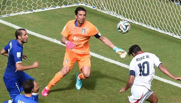 Gol de Bryan Ruiz