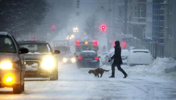 Invierno en Dinamarca