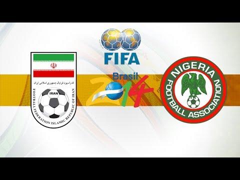 Protagonizan Irán y Nigeria el partido más aburrido de Brasil 2014