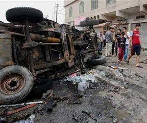 Iraq violencia