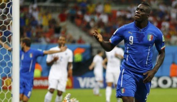 La selección de Italia se impone 2-1 a Inglaterra