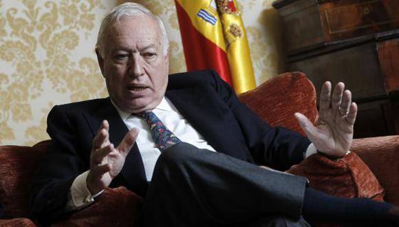 Ministro De Exteriores De Espana Recibe A Viceministro De Cuba