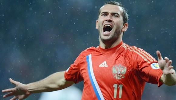 El delantero de 31 años Aleksandr Kerzhakov debe tener nuevamente un papel protagónico en la ofensiva de su equipo