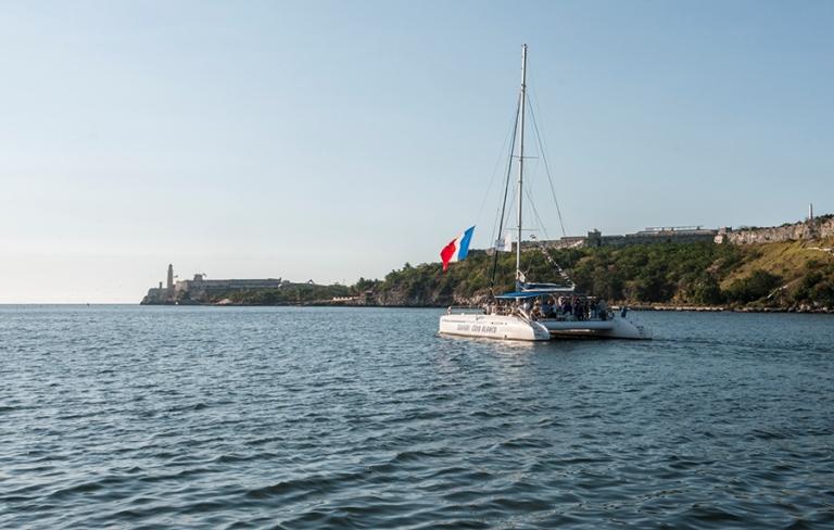 La Habana desde el mar1
