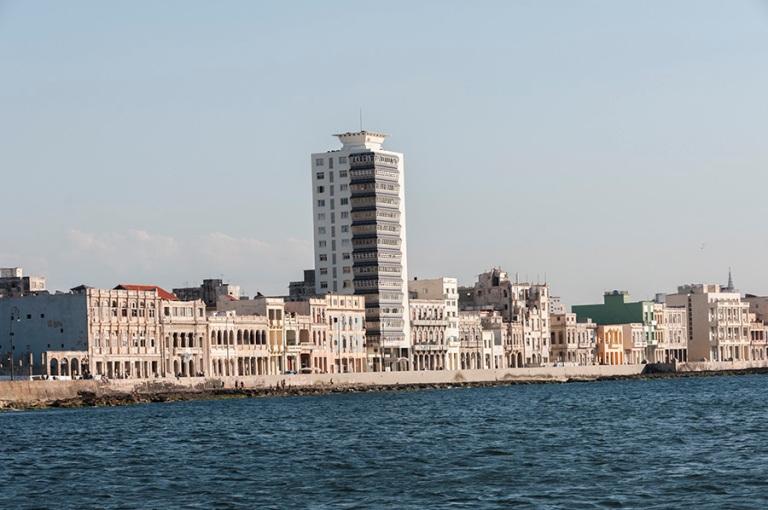 La Habana desde el mar2