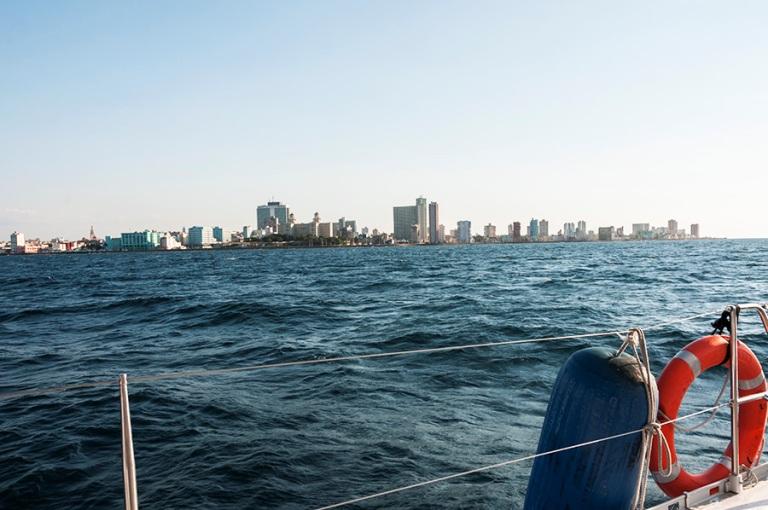 La Habana desde el mar3