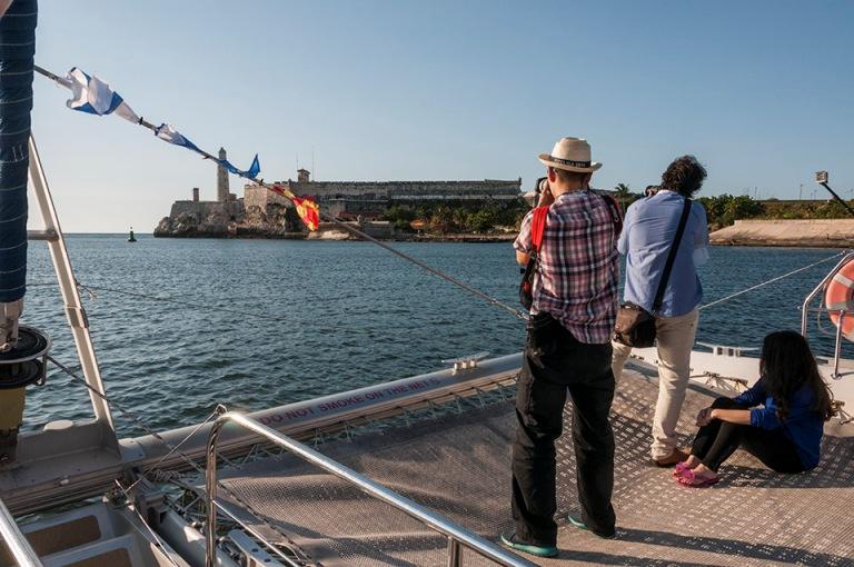 La Habana desde el mar4
