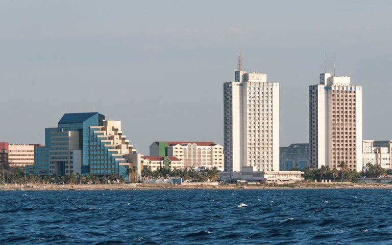 La Habana desde el mar7
