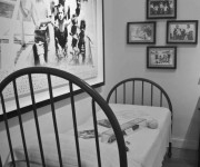 """Inagurada en el año 2001, Villa Nydia es una de las viviendas habitadas por su familia, en las salas se muestran las vivencias de la infancia y adolescencia de Ernesto Guevara de la Serna en Alta Gracia, experiencias que contribuyeron a crear la personalidad y el caracter de quien se proyectó en la historia como """"El Che"""". Foto: Laura Schneider"""