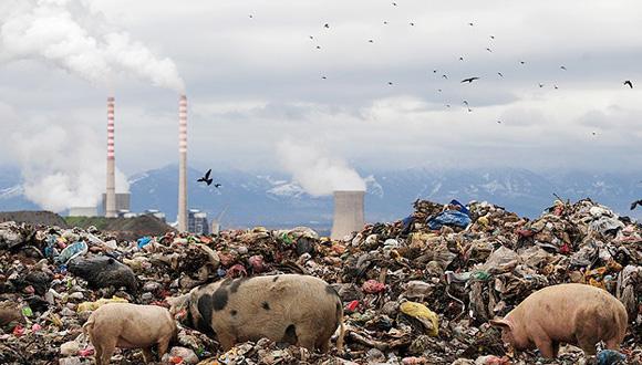 Lucha contra la contaminación A