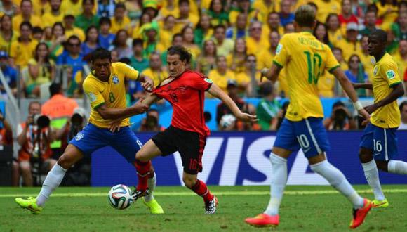 México-Brasil