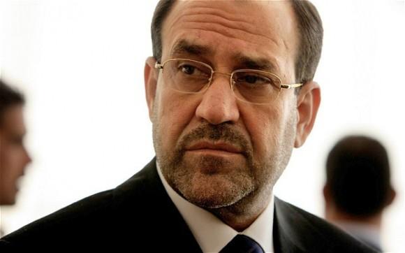 Maliki. Foto: Telegraph
