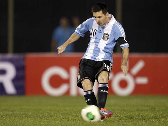 Messi Argentina 2