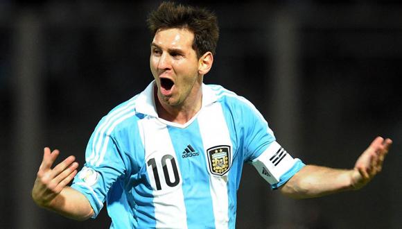 Argentina y Messi entre los favoritos de los entrenadores