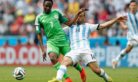 Nigeria-Argentina 1A