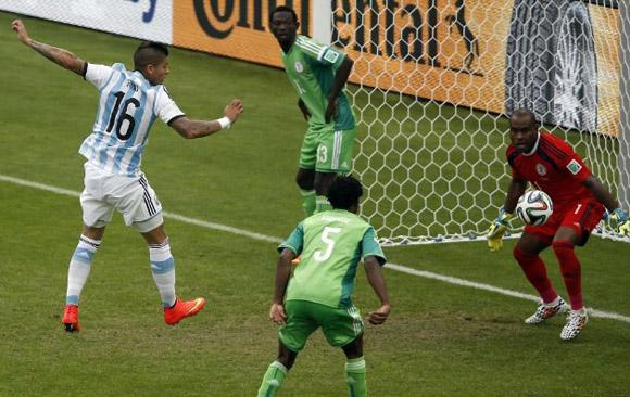 Nigeria-Argentina 1C