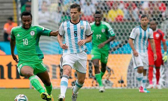 Nigeria-Argentina 1B